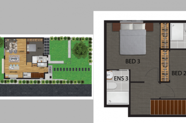 10874_Unit 1 Floor Plan